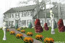 Projekt ogrodu:średniowiecze