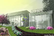 Projekt ogrodu:wizytówka
