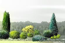 Projekt ogrodu:po wiejsku