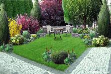 Projekty Ogrodów Oznaczone Tagiem Mały Ogród Przydomowy