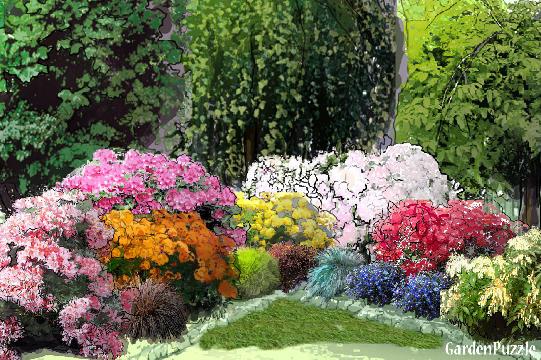 witam na garden puzzle GardenPuzzle projektowanie ogrodw w