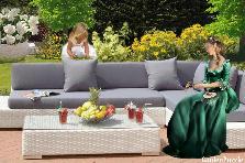Projekt ogrodu:a w sercu lato...