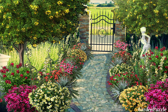 Projekt ogrodu: Pozdrawiam :)