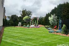 Projekt ogrodu:Sławomir Wojtkowski