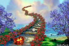Projekt ogrodu:POŻEGNANIE OLI.....