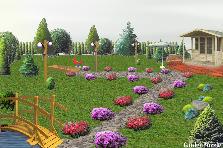 Projekt ogrodu:Ogród POLSKI