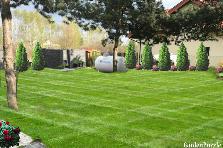 Projekt ogrodu:ogród 222