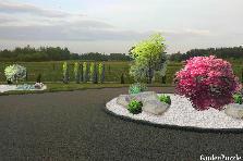 Projekt ogrodu:Odgodzenie z wyspami I