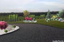 Projekt ogrodu:Odgodzenie z wyspami II