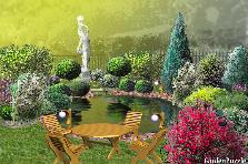Projekt ogrodu:Garden nr2